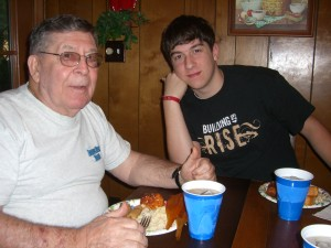 John Robert and Pawpaw Willingham - Both in Heaven