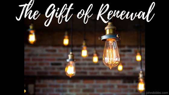 The Gift of Renewal